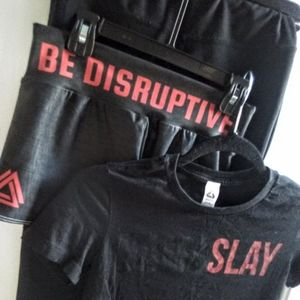"HARVEST Disruptive Apparel ""NamaSLAY"" ACTIVEWEAR"